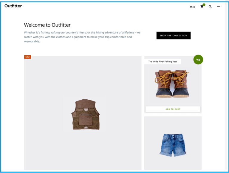 Outfitter Pro Genesis Child Theme [ Latest v1.0.2 ]