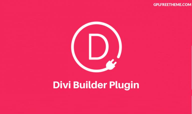Divi Builder v4.6.5 +1347 Premade Layouts Free Download [2020]