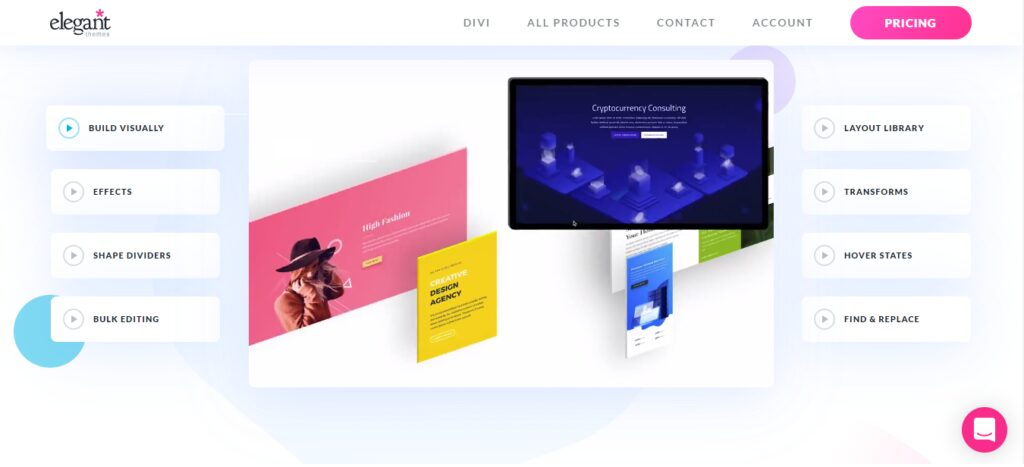 Divi Theme v4.5.2 With Premade Layouts - By Elegantthemes [2020]