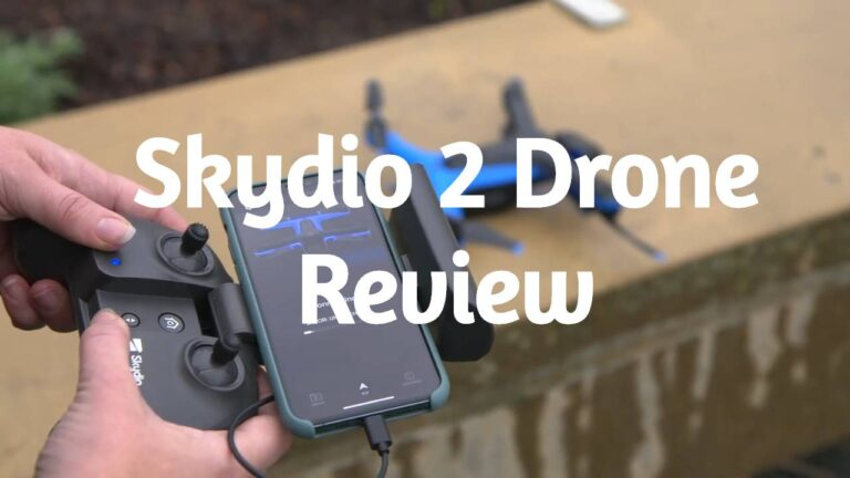 Skydio 2 Drone Review - This Drone does what DJI can't