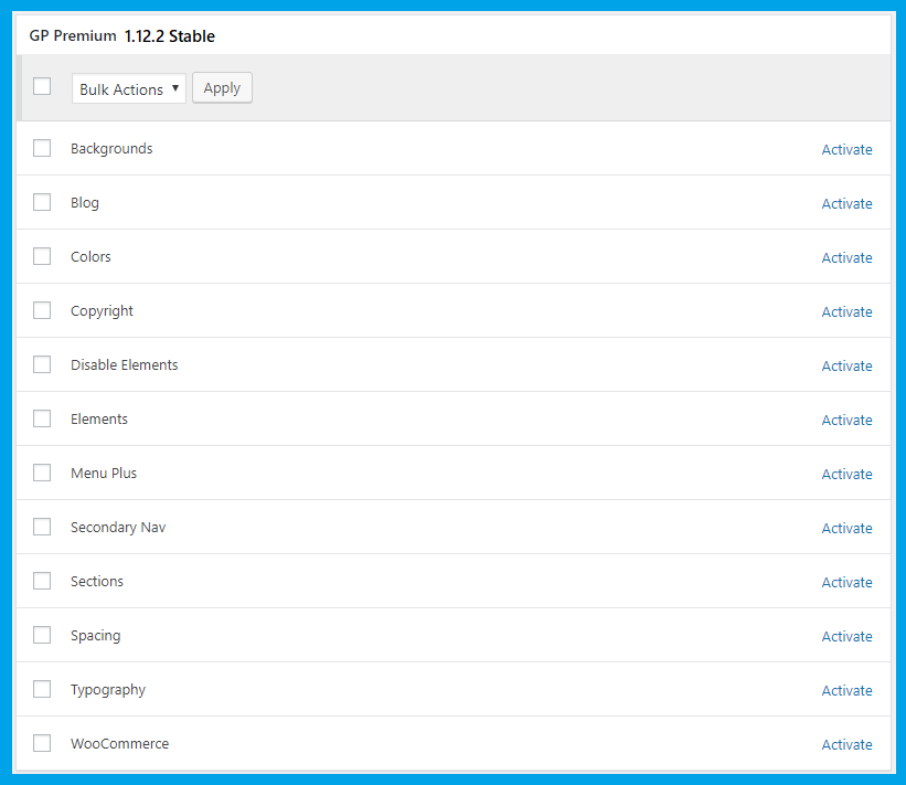 GeneratePress Premium v1.12.2 Stable Free Download [2020]