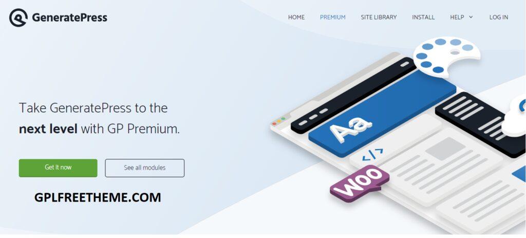 GeneratePress Premium v1.12.1 Stable Free Download [2020]