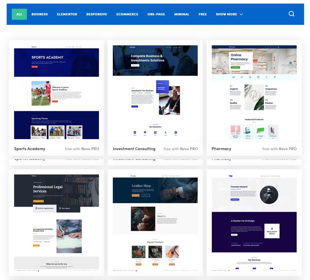 Neve Pro Addon v1.2.10 [Agency Plan] Free Download