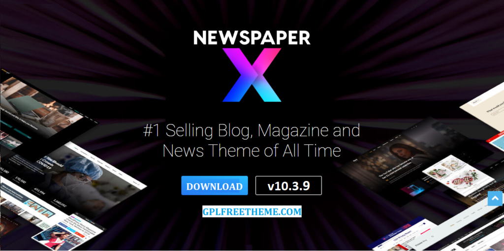 Newspaper 10.3.9 - WordPress Theme Free Download [Activated]