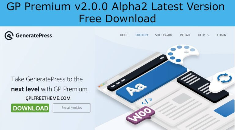 GP Premium v2.0.0 Alpha2 Latest Version Free Download