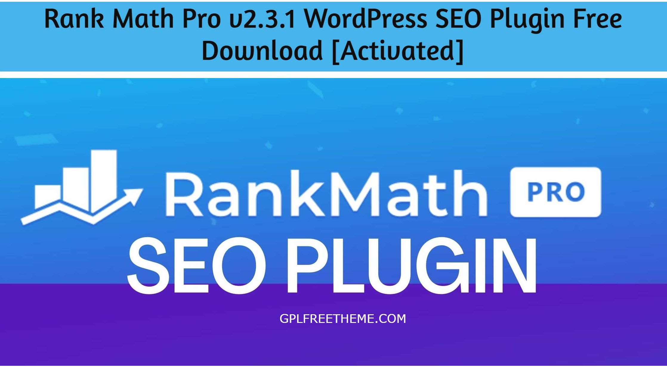 Rank Math Pro v2.3.1 - Free Download [Activated]