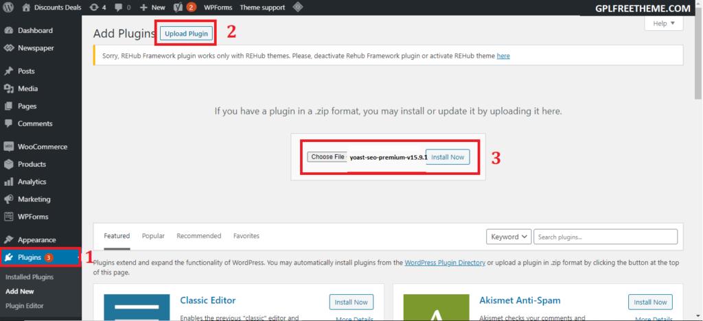 Yoast SEO Premium v15.9.1 Plugin Free Download [Activated]
