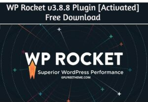 WP Rocket v3.8.8 - Plugin Free Download [Activated]