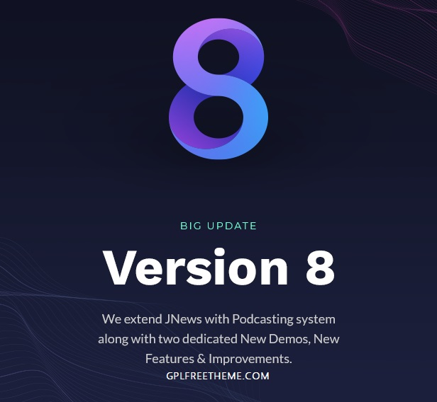 JNews v8.0.4 Theme Free Download [Activated]