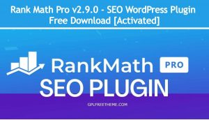 Rank Math Pro v2.9.0 - SEO Plugin Free Download [Activated]