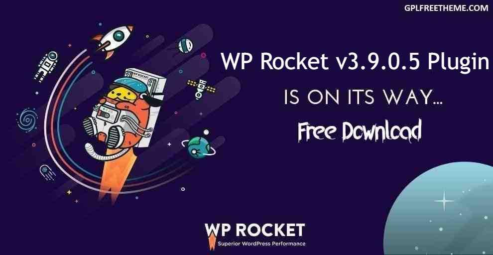 WP Rocket Plugin Free Download